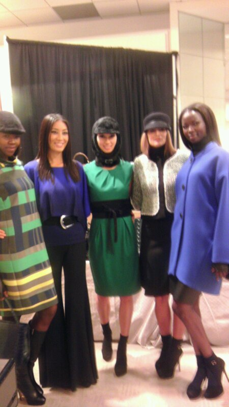 Behind the Scene: Fashion Show at Neiman Marcus (1/4)