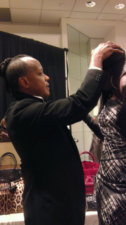Behind the Scene: Fashion Show at Neiman Marcus (3/4)