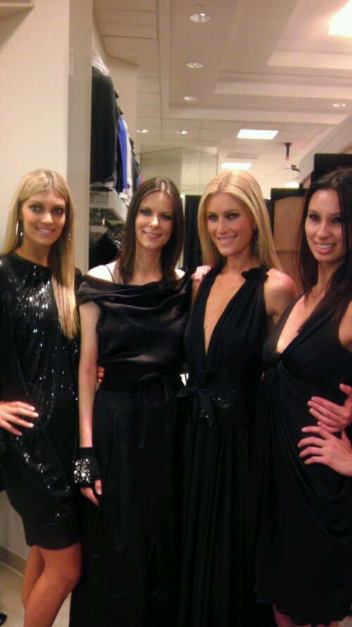 Behind the Scene: Fashion Show at Neiman Marcus (4/4)